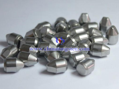 Tungsten Carbide Buttons Picture